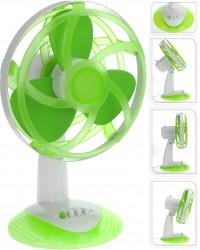Bordventilator - 30 cm - Grøn