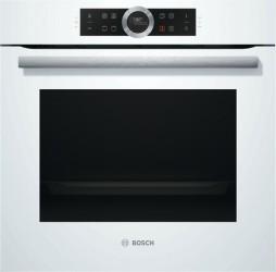 Bosch Hbg632bw1s Indbygningsovn - Hvid
