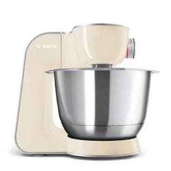 Bosch Køkkenmaskine MUM5 Creation Line Køkkenmaskine MUM5 Creation Line Vanilje/Sølv