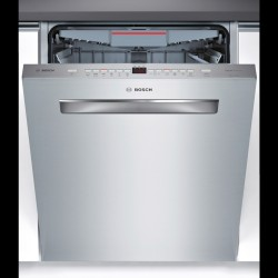 Bosch Series 4 opvaskemaskine (stål)