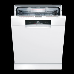 Bosch Series 8 Wi-Fi opvaskemaskine - hvid