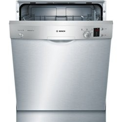 Bosch SMU24AI01S opvaskemaskine til underbygning