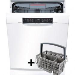 Bosch SMU46KW04S Opvaskemaskine - Hvid
