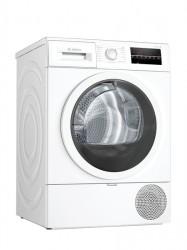 Bosch Wtr86t9isn Kondenstørretumbler - Hvid