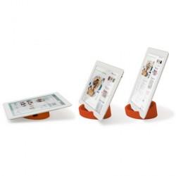 Bosign iPad-stativ Silikone Orange 11,4 cm