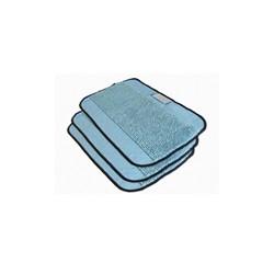 Braava Microfiberklude 3-pak våd