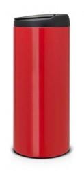 Brabantia FlipBin Rød/Mørkegrå 30 L