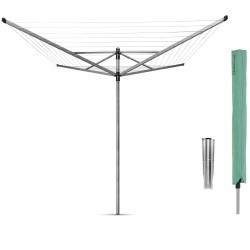 Brabantia tørrestativ inkl. cover - Lift-O-Matic