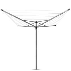 Brabantia tørrestativ - Topspinner - Metalgrå