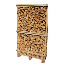 Brænde - Lufttørret blandet løvtræ