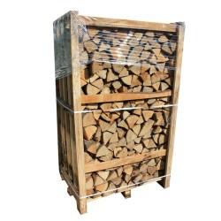 Brænde - Lufttørret bøgetræ