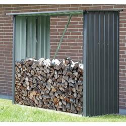 Brændely i metal vedligeholdelsesfrit - stor