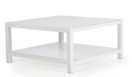 Brafab - Balma Loungebord - Hvid 100x100