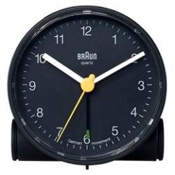 Braun vækkeur - BNC001 - Sort