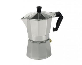 Bredemeijer Espressokande Aluminium 6 kopper