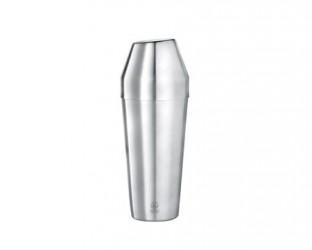 Bredemeijer Shaker matt stål - 0,5 liter