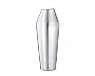 Bredemeijer Shaker matt stål - 0,7 liter