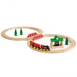 BRIO 8-tals togbane