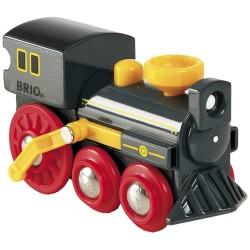 BRIO damplokomotiv