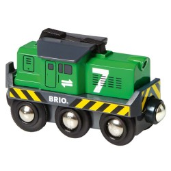 BRIO fragtlokomotiv