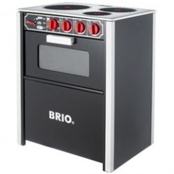 BRIO komfur - Sort