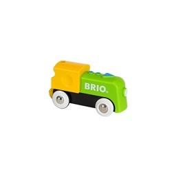 BRIO mit første batteritog 33705