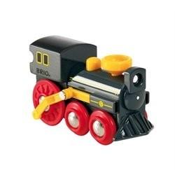 BRIO Tog 33617 Gammelt damplokomotiv
