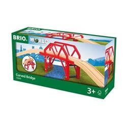 Brio Tog 33699 Bro med opfartsskinner