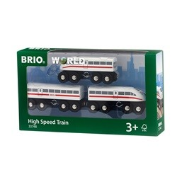 Brio Tog 33748 Højhastighedstog med lyd