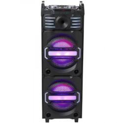 BT-højtaler med DJ-bord