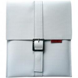 Buckle ipad/tablet case (hvid)