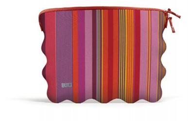 Bumper Sleeve. Built NY.Nolita Stripe.