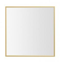 By Lassen - View spejl 29,7x29,7 - Messing