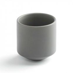 By Wirth Serve Me Mug Cool Grey