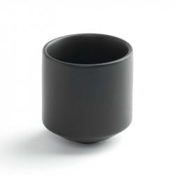 By Wirth Serve Me Mug Dark Grey
