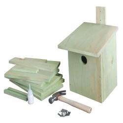 Byg selv-fuglereddekasse