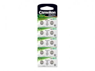 Camelion - AG13 knapcelle batteri - 10 stk.