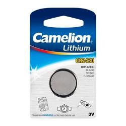 Camelion - CR2430 lithium knapcelle batteri