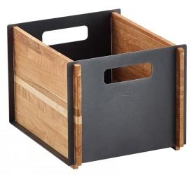 Cane-line - Box Opbevaringskasse - Teak grå