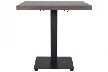 CANETT Morton Cafébord - Mørkebrun