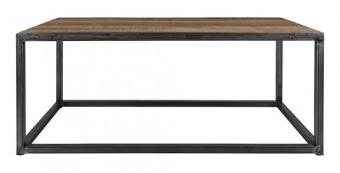 Canett Timber Sofabord - genanvendt træ - 120x60