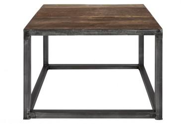 Canett Timber Sofabord - genanvendt træ - 60x60