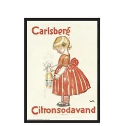 Carlsberg - Andersen, Citronvand / C 1