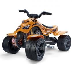 CASE Construction ATV til børn m/pedaler