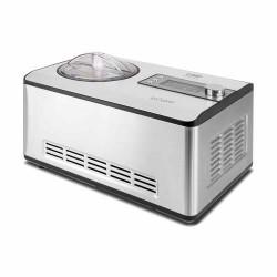 Caso 3298 Icecreamer 180 Watt Ismaskine - Rustfrit Stål