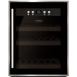Caso WineSafe 12 Black vinkøleskab