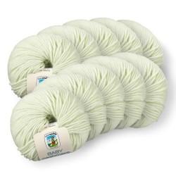 Cervinia garn - Baby Cashmere - 10 nøgler à 50 g