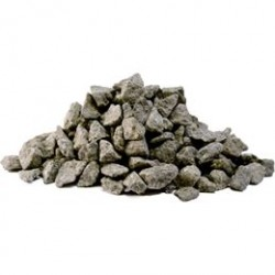 Champost granitskærver - Norsk Norit sort - 1000 kg