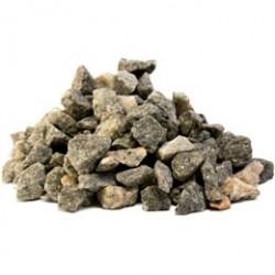 Champost granitskærver - Stenungsund grå granit - 1000 kg