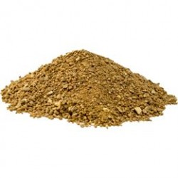 Champost grus - Afretningsgrus - 1000 kg